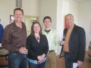 Randall Dennis, Nina Buty, Caleb Foster, Neil Monnens