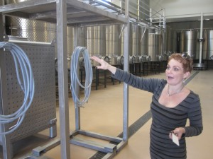 Kristine Bono from Col Solare Winery