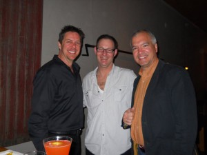 Randall, Jim German and Neil